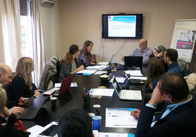 Third transnational meeting